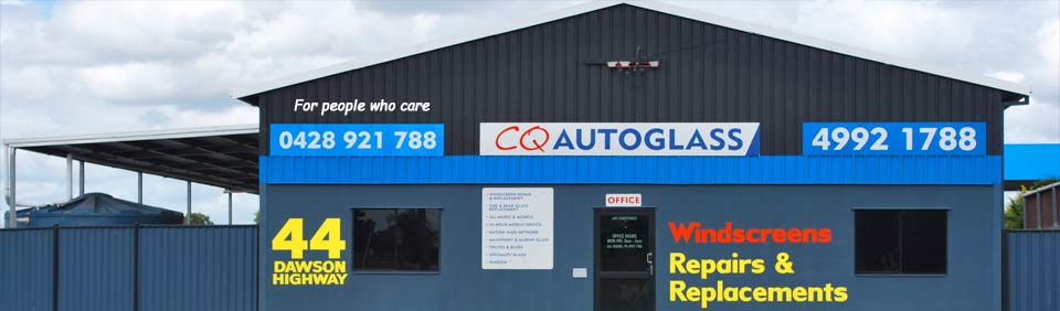 Choose CQ AUTOGLASS & AIR-CONDITIONING for all your automotive windsreen repairs and replacements